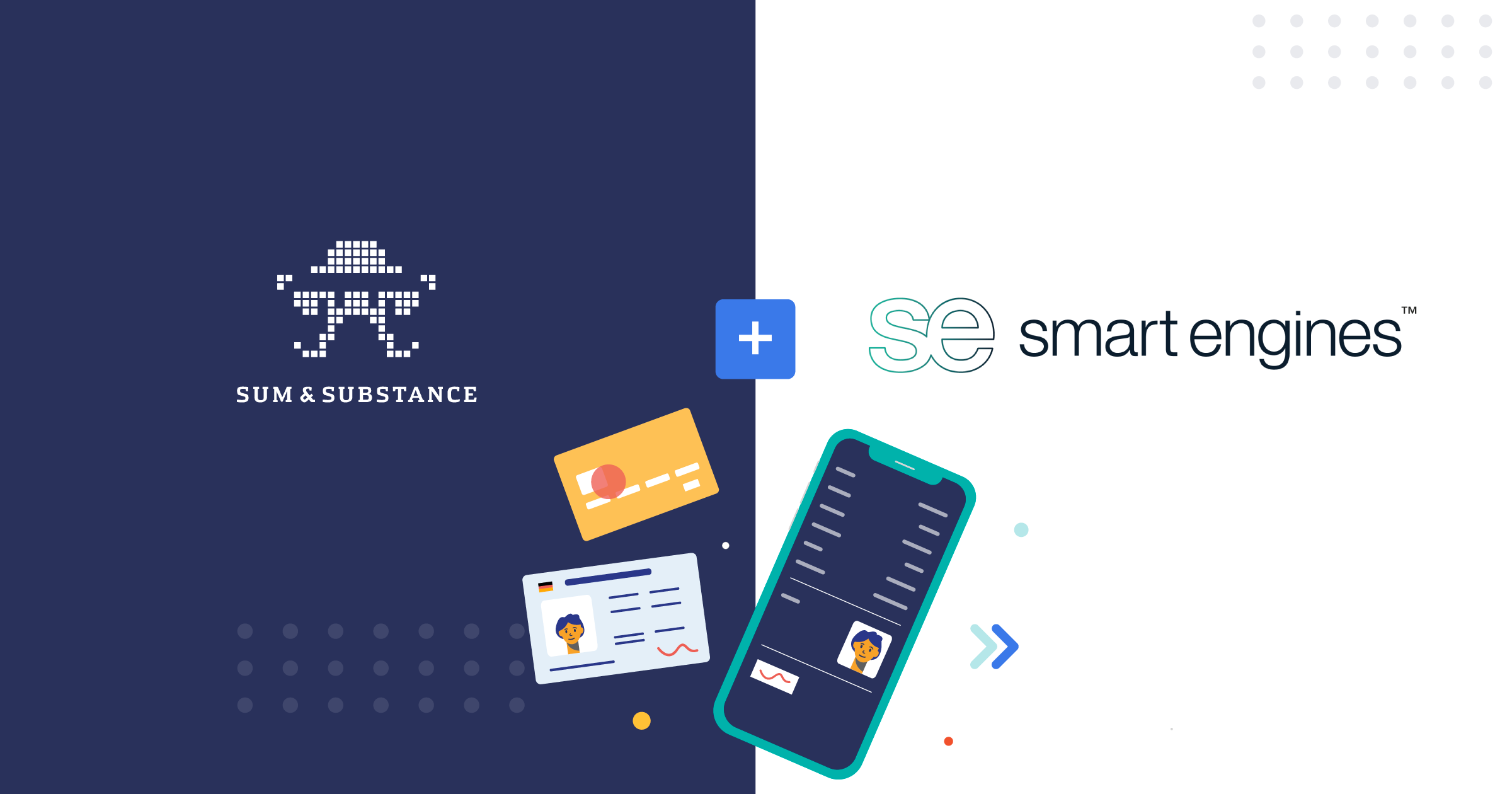Sumsub and Smart Engines partner to boost fraud recognition capabilities in the fight against ID forgery